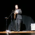飯塚雅幸(サックス)が大仙市大曲市民会館「第23回・曲仙会チャリティーショウ」にゲスト出演しました。