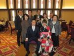 飯塚雅幸(サックス)が「益子・中村家お食事会」にお招きを頂き、お祝いの演奏を致しました。