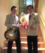 飯塚雅幸(サックス)が大曲を代表する2つの医院「合同大忘年会」に出演しました。