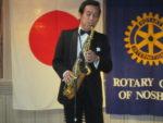 飯塚雅幸が能代市「能代ロータリークラブ・新年家族ナイト例会」にお招き頂きました。