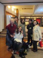 飯塚雅幸&藤間知枝が2016新春、劇団文化座「佐々木愛さん家族」にお会いしました。
