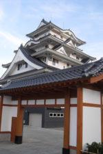 飯塚雅幸がサックス出張レッスンで訪問した、S邸宅お屋敷のすばらしい景観です。