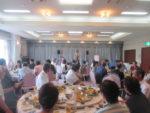 飯塚雅幸(サックス)が大仙市「太田中学校第2期生・同期会」にお招き頂き祝奏しました。
