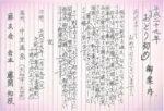 藤間知枝主宰「平成29年・藤友会おどり初め」を 、1月15日(日)に開催致します。