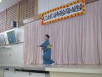藤間知枝(藤友会)が「八乙女荘・桜寿苑合同お誕生会」にお招き頂き踊りました。