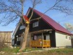 藤間知枝、稽古場兼息子宅に「ウッドデッキ」が自宅に引き続き完成しました。