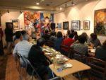 飯塚雅幸が 「こなだりの会」にお招き頂き、一足早い忘年会に出演しました。
