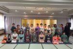 藤間知枝(藤友会)の「平成30年・藤友会おどり初め」を開催しました。