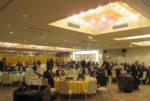 飯塚雅幸が 秋田を代表する「某事務所・新年パーティ」で祝奏しました。