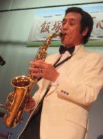 飯塚雅幸が「太田トパーズ」主催「ミニコンサート&ダンスパーティ」に出演。