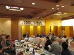 飯塚雅幸が「大曲高校昭和33年卒・傘寿を祝う会」にお招き頂き祝奏しました。