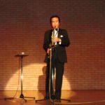 飯塚雅幸(サキソフォン)が「第4回・横手語りのまつり」のお招きで、演奏致しました。