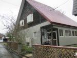 藤間知枝「日本舞踊稽古場」兼、息子自宅の庭で家族のキャンプです。