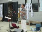 飯塚雅幸が「グループホームおおた」の夏祭りにお招き頂き演奏致しました。