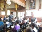 飯塚雅幸が西仙北町「満勝寺」様の「第4回お茶会」にお招き頂き演奏しました。