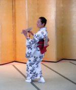 藤間知枝主宰・藤友会「令和元年ゆかた会」を大仙市「中里温泉・藥師の間」で開催しました。