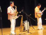 飯塚雅幸が8/13(火)のお盆、東成瀬村「ゆるるん」にお招き頂き演奏しました。