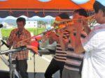 飯塚雅幸が、8/14(水)羽後町「盆ジャズ@端縫いの郷」セッションで演奏しました。