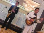 飯塚雅幸が9/6 (金)「 (株)トクミツ建築企画創立30周年記念祝賀会」にお招き頂き、お祝いの演奏をしました。
