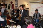 飯塚雅幸が9/13(金)岸部有三氏「リシュブールワインガーデン」で小山太郎氏を迎えたディナーショーに出演しました。