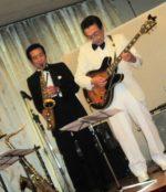 飯塚雅幸が9/2(月)「畠山信悦氏叙勲受賞祝賀会」にお招き頂き、お祝いの演奏をしました。