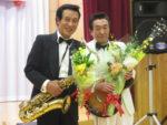 飯塚雅幸が10/20(日)鴻生の里「第12回鴻生祭」にお招き頂き演奏しました。