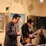 飯塚雅幸が11/14(木)画廊ブランカ「ばんげパーティ」に出演しました。