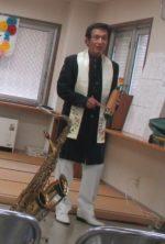 飯塚雅幸が10/26 (土)「第11回ふれあい祭」にお招き頂き演奏致しました。