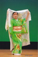 飯塚雅幸&藤間知枝がお世話になっている滑川五郎医師ご夫妻が「楽しい文化の集い」に出演されました。