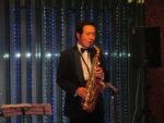 飯塚雅幸が12/9(月)「大曲仙北ロータリークラブクリスマス家族会」にお招きを頂き演奏しました。