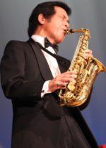 飯塚雅幸が「鈴木典男税理士事務所(未来経営)創立36周年記念パーティ」にお招き頂き祝奏しました。