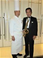 飯塚雅幸が御世話になった「秋田ビューホテル」総料理長「矢野啓雄」氏がこの6月転勤されます。