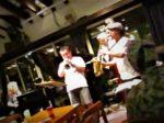 飯塚雅幸が2ヶ月ぶり田沢湖畔・ペンション「サウンズグッド」でセッションしました。