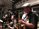 飯塚雅幸が田沢湖畔ペンション「サウンズグッド・セッション」で演奏しました。