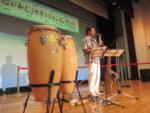 飯塚雅幸の昨年8月の演奏シーンです、今年は8/22「ワイン&JAZZ」で演奏します。