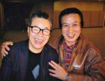 飯塚雅幸が世界のトランペッター「日野皓正」氏に再会した想いでのシーンです。