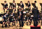 飯塚雅幸が「横手城南高校吹奏楽部・第3回定期演奏会」にゲスト出演の13年前のシーンです。