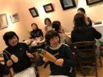 飯塚雅幸が大曲「画廊・ブランカ」「ワインを楽しむ会」で演奏しました。