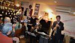 飯塚雅幸がワインガーデン・リッシュブール「新春・ワイン&JAZZの夕べ」に出演しました。