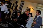 飯塚雅幸が秋田市山王、ワインガーデン「リッシュブール・ワイン&JAZZの夕べ」に出演しました。