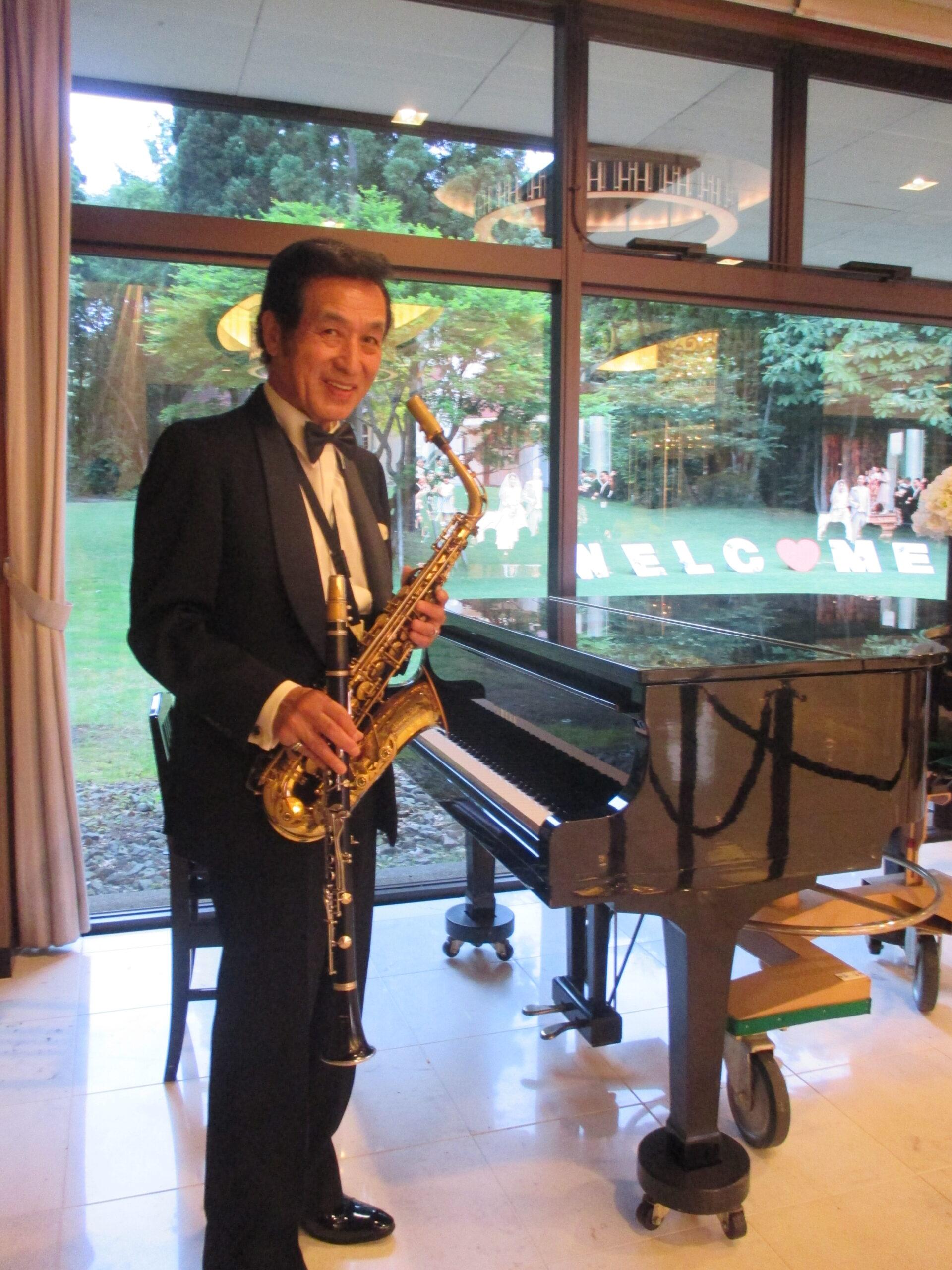飯塚雅幸が大仙市刈和野、新設なった「大綱交流館」で演奏致します。
