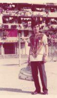 飯塚雅幸が若い時、庄内のお客様を「香港」にお連れした写真の再登場です。