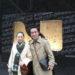 飯塚雅幸・藤間知枝、東京へ行きいつもお世話になっている文化座の佐々木愛さんと会って来ました。