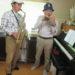 飯塚雅幸&藤間知枝がささやかですが「令和」を記念し我が家を増築、10人でお祝いをしました。